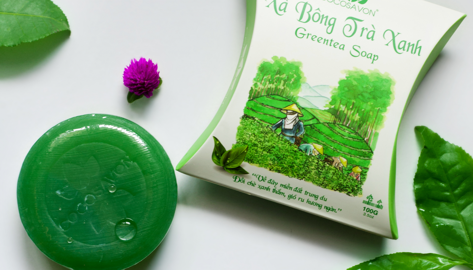 Green Tee soap